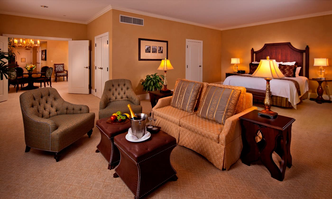 Rooms Suites At The Roosevelt New Orleans
