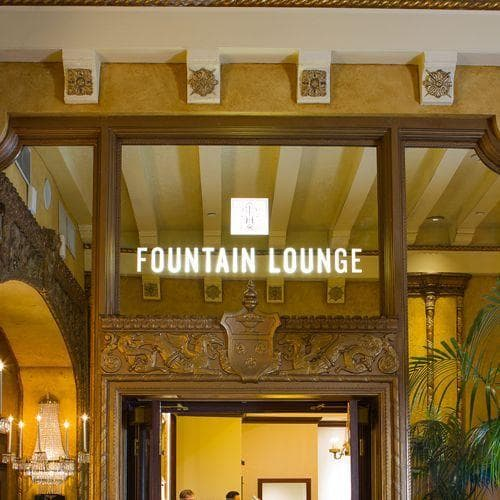 Fountain Lounge