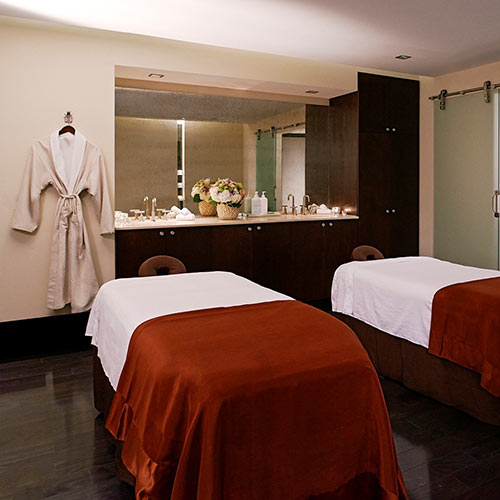 Couples Massage Room at The Waldorf Astoria Spa New Orleans