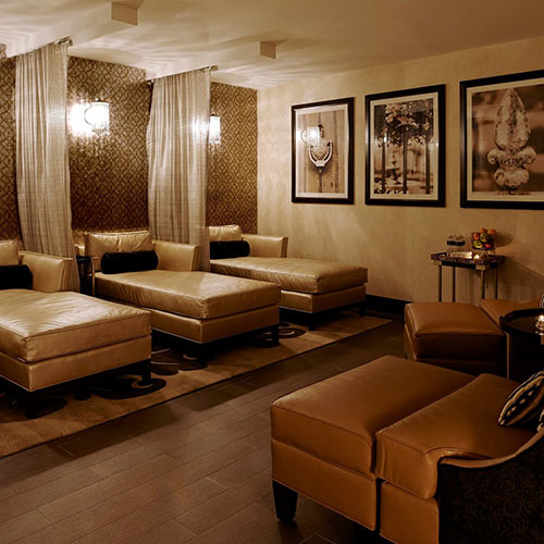 Waldorf Astoria Spa New Orleans Relaxation Room