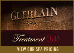 Spa Pricing