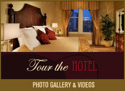 Tour the The Roosevelt Hotel New Orleans